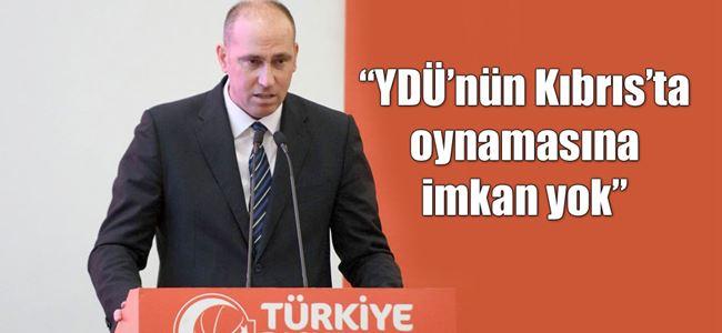 """""""Kararı FİBA verdi"""""""