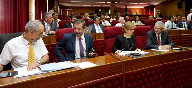 Mecliste Hükümet Programı görüşülüyor