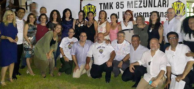 TMK 85 mezunları buluştu