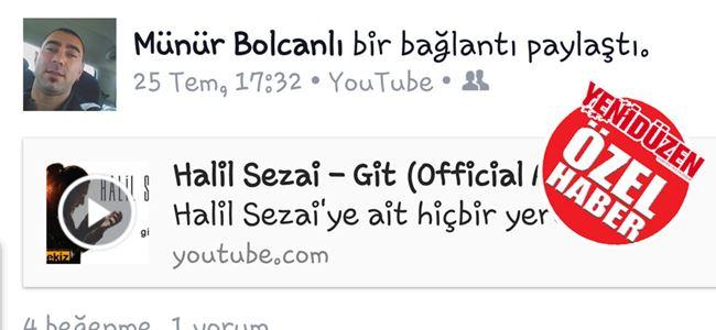 Mahkum Bolcanlı Facebook'ta 'aktif'!