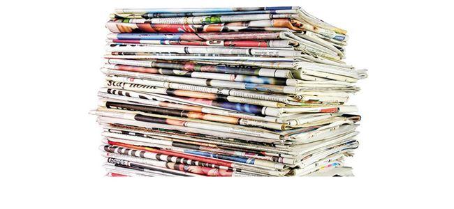 Gazeteler kapanıyor