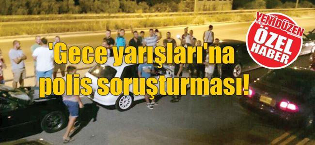 Gençlere Girne Polis Müdürlüğü dur dedi
