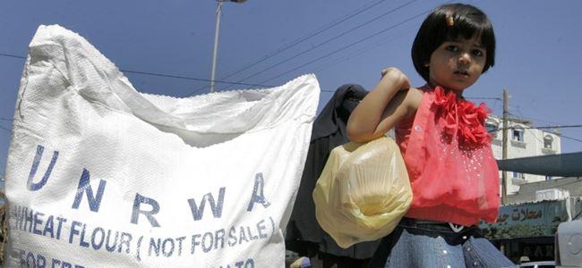 Filistinli mülteciler için acil yardım çağrısı