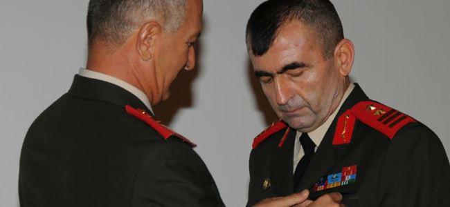 Bozkurt, Kıbrıs Türk Barış Kuvvetleri Komutanı