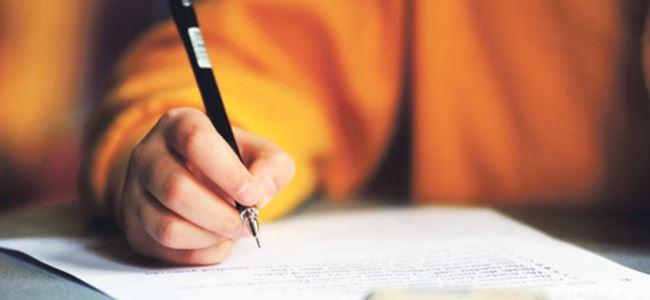 Cezaevinde dıştan bitirme sınavları