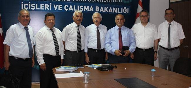 Belediyeler Birliği, projeyi Gürpınar'a sundu