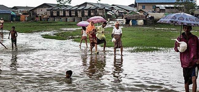 Myanmarda ölenlerin sayısı 74e yükseldi