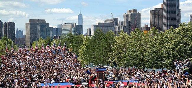 ABDde 2016 başkanlık seçimleri