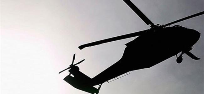 Pakistanda helikopter kazası 12 ölü