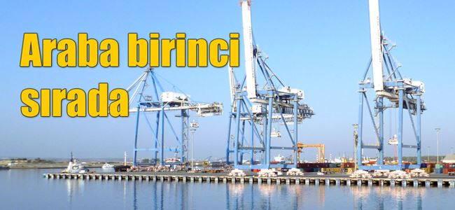 Türkiye'den Güney'e 10.2 Milyon Euro'luk ithalat