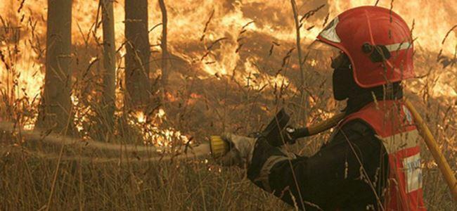 İspanyadaki yangında 3 bin kişi tahliye edildi