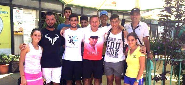 Tenisçiler tempoyu artırıyor