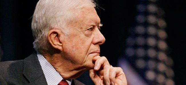 Jimmy Cartera kanser teşhisi konuldu