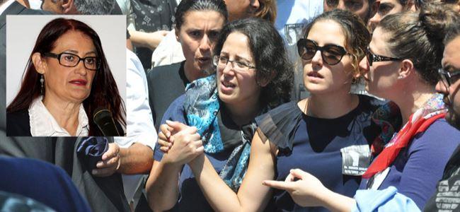 Dr. Zerrin Akalın'a veda