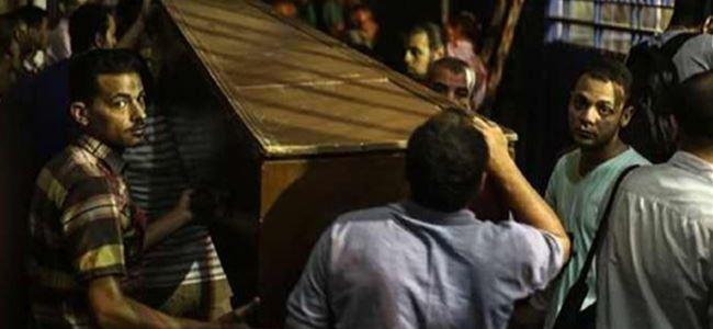 Mısırda iki yılda 2799 kişi öldürüldü