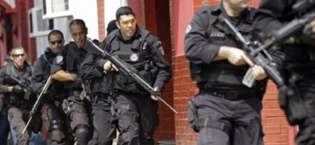 Brezilyada 19 kişi vurularak öldürüldü