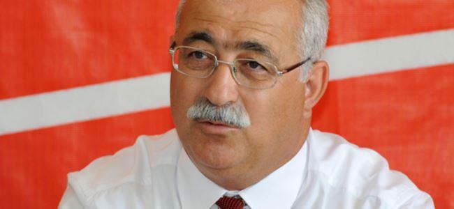 """İzcan: """"Kıbrıs sorunu uluslararası bir sorundur"""""""