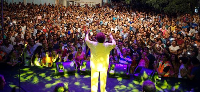 Mehmetçik festivale doydu