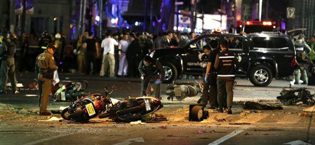 Bangkokta bombalı saldırı: 12 ölü