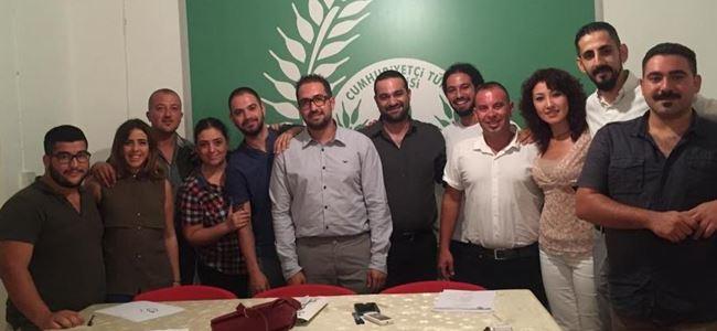 Girne'de yeni başkan Zeka Fındık