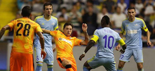 APOEL ilk maçta mağlup