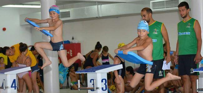 Kursiyerler birincilik için yarıştı