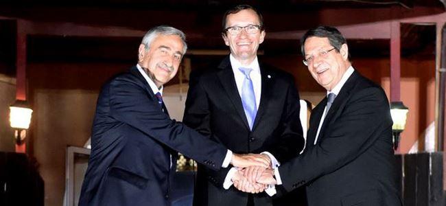 Kıbrıs sorunu New York'a taşınıyor