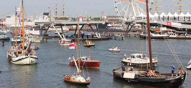 Avrupanın en büyük Deniz Festivali başladı