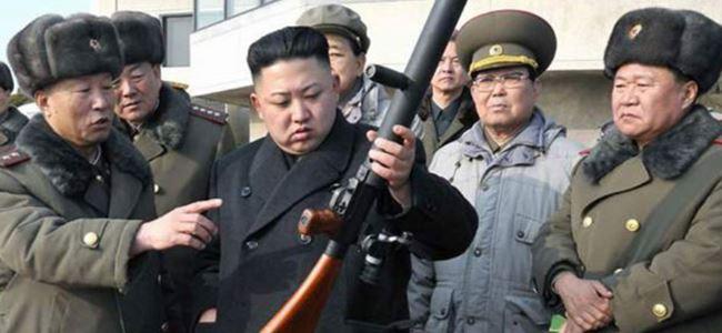 Kuzey Koreden Güneye savaş tehdidi