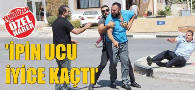 İPİN UCU İYİCE KAÇTI'