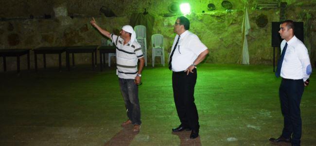 Sucuoğlu, Eko/Agro turizmcileri gezdi