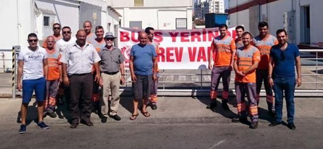 Emek-İş Taşel'de süresiz greve gidiyor