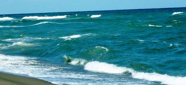 Deniz yine can aldı