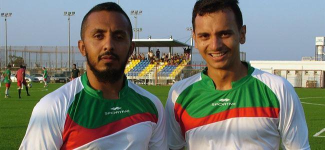 Mehmet ve Hakan Maraş'ta