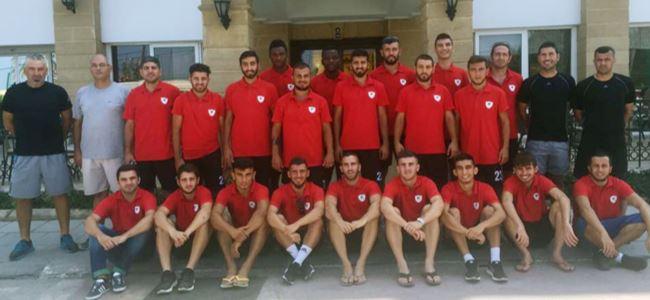 Gençler Girne'de hazırlanacak