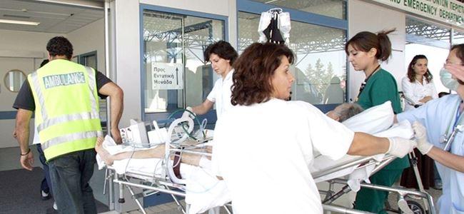 Makarios Hastanesi'nde mikrop alarmı