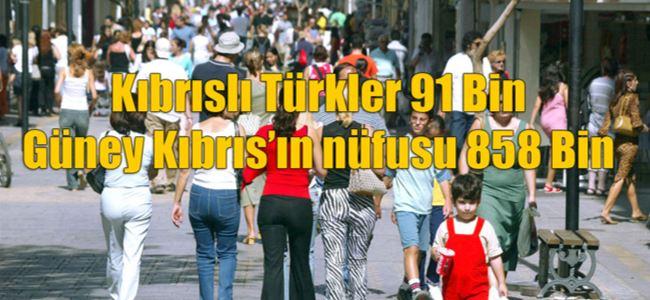 Kıbrıslılar Gittikçe Azalıyor