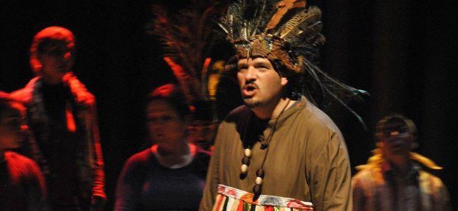 Şaman oyunu En İyi Oyun ödülü aldı