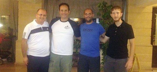 Tenise uluslararası antrenör desteği