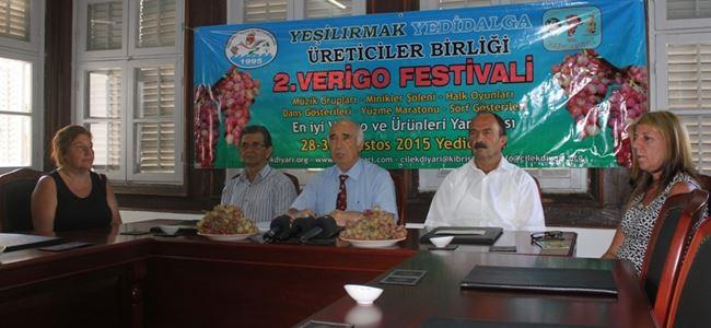 2. Verigo Festivali Cuma günü başlıyor