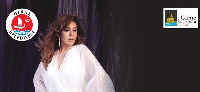 Işın Karaca 27 Ağustos'ta Amfitiyatro'da