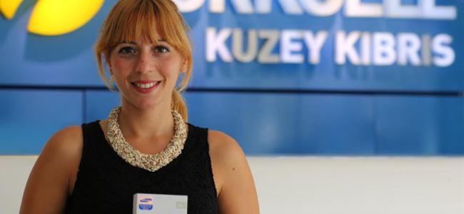 Samsung Galaxy Note 5  en avantajlı fiyatlarla Kuzey Kıbrıs Turkcell'de