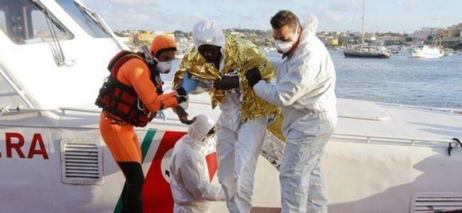 Yine denizde dram: Teknede 50 göçmenin ölüsü bulundu
