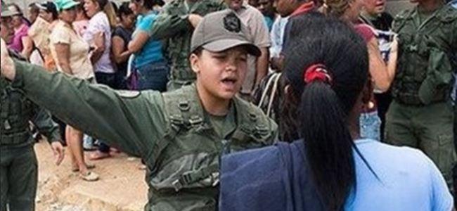 Kolombiya-Venezuela sınırında gerilim