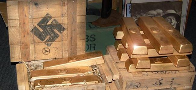 Altın yüklü efsane Nazi treninin yeri tespit edildi