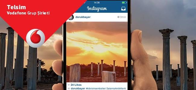 Kıbrıs'ın Sembolleri 1 Eylül'den itibaren sosyal medyada