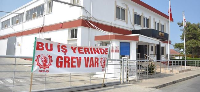 TAŞEL işçileri Lefkoşa'ya eyleme geliyor!