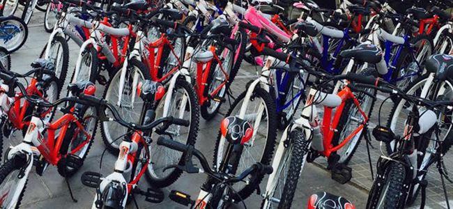 İlk 30 Bisiklet Sahiplerini Buldu