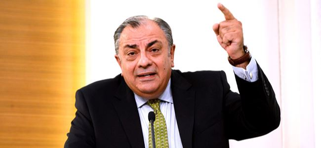 Kıbrıs'tan sorumlu; MHP'li Türkeş