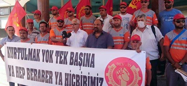 TAŞEL işçileri Başbakanlık önünde eylemde olacak